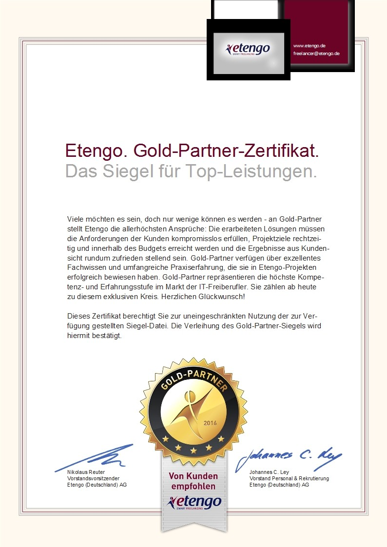 Etengo_Gold-Partner-Zertifikat_2016